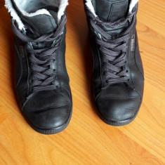Adidasi Puma - Adidasi dama Puma, Culoare: Negru, Marime: 37