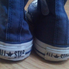 CONVERSE ALL STAR ORIGINAL - Tenisi barbati Converse, Marime: 43, Culoare: Albastru