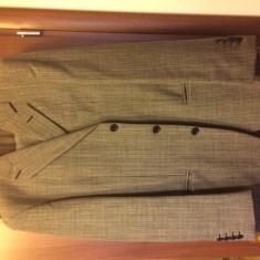 Costum barbatesc - Costum barbati, Marime: 48, Culoare: Gri