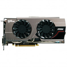 **Placa video gaming MSI GeForce GTX 680 Twin Frozr III 2GB DDR5 256-bit - Placa video PC Msi, PCI Express, nVidia