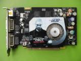 Placa Video PNY GeForce 7600GT 256MB DDR3 128biti PCI-E - ARTEFACTE, PCI Express, 256 MB, nVidia