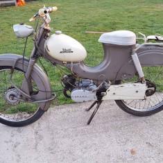 Vand motocicleta Rabeneick Lastboy Sachs 1965