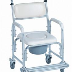 Scaun toaleta deluxe din aluminiu - Articole ortopedice, Altele