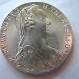 Rebatere Thaler/Taler 1780 SF - Maria Tereza/Theresia (ag. - 28.11 gr)