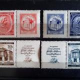 Timbre Boemia si Moravia 1941, Nestampilat