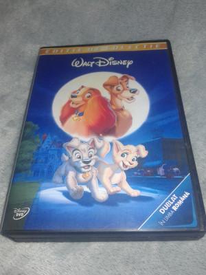 Desene animate Disney 8 DVD - Colectie filme dublate in limba romana foto