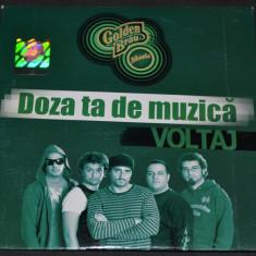 DOZA TA DE MUZICA - VOLTAJ - 2006 Media Services Romania
