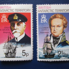 TIMBRE ANGLIA /COLONII ANTARCTIC SERIE=MNH