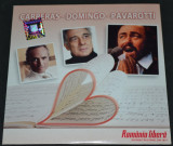 CARRERAS-DOMINGO-PAVAROTTI - 2007 Nova Music, CD