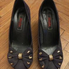 -50% reducere Pantofi BATA marimea 35-36 = 95 lei - Pantof dama Bata, Culoare: Bleumarin, Marime: 35.5