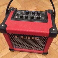 Amplificator Chitara Altele Roland Micro Cube GX