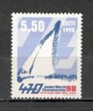 Estonia.1998 C.M. de yachting  KX.200, Nestampilat