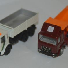 Machete - Basculante Roman Diesel, Herpa si Wiking (bena), scara 1:87.