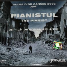 Pianistul - The Pianist - un film de Roman Polanski (Jurnalul National) - DVD - Film drama Altele, Romana