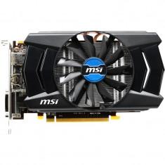 **Placa video gaming MSI Radeon R7 260X OC 2GB DDR5 128-bit - Placa video PC Msi, PCI Express, Ati