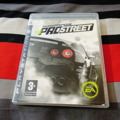 Joc Need For Speed Prostreet, PS3, original, alte sute de jocuri! - Jocuri PS3 Ea Games, Curse auto-moto, 12+, Multiplayer