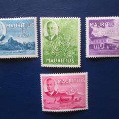 TIMBRE ANGLIA /COLONII MAURITIUS