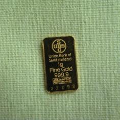 Lingou 1; 2, 5; 5; 10 grame - AUR 24k (200 lei/gram), Europa, An: 2002