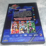 Bakugan - Sezonu 1 si 2 - volumul 1 - 6 - DVD dublate limba romana