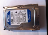 HDD 160GB SATA Western Digital Blue WD1600AAJS, 100-199 GB, 7200, SATA2