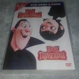Hotel Transilvania si Hotel Transilvania 2 Animatii dublate in limba romana