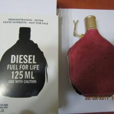 PARFUM TESTER DIESEL FUEL F LIFE RED-- 125 ML -SUPER PRET!SUPER CALITATE! - Parfum barbati Diesel, Apa de toaleta