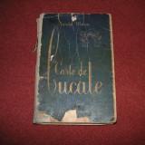 CARTE DE BUCATE - SANDA MARIN - 1956 - Carte Retete traditionale romanesti