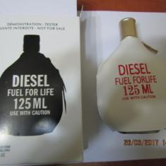 PARFUM TESTER DIESEL FUEL F LIFE WHITE-- 125 ML -SUPER PRET!SUPER CALITATE! - Parfum barbati Diesel, Apa de toaleta