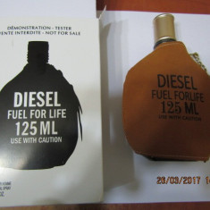 PARFUM TESTER DIESEL FUEL F LIFE LIGHT-- 125 ML -SUPER PRET!SUPER CALITATE! - Parfum barbati Diesel, Apa de toaleta