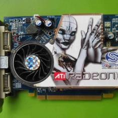 Placa Video Sapphire Radeon X1650 PRO 256MB GDDR3 128biti PCI Express - Placa video PC Sapphire, Ati