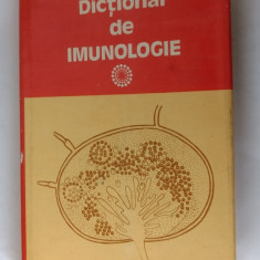Dictionar Enciclopedic De Imunologie I. BOROS .A. SULICA, ESTE CA NOU .