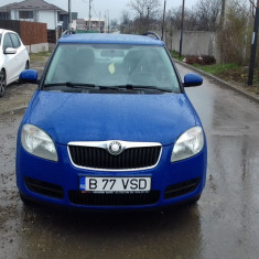 Skoda Fabia 2 Break 1.4 TDI, An Fabricatie: 2008, Motorina/Diesel, 215000 km, 1422 cmc