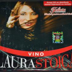 LAURA STOICA - VINO - 2009 ROTON Romania - Muzica Rock roton, CD