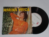 "MARINA VOICA disc vinil single 7"" vinyl pickup pick-up"