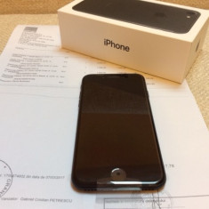 Iphone 7 32gb nou orange - Telefon iPhone Apple, Negru