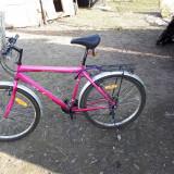 Vand bicicleta mtb dhs - Mountain Bike DHS, 18 inch, 26 inch, Numar viteze: 21