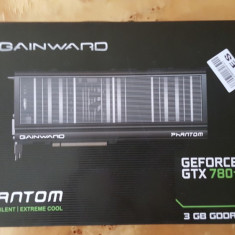 Vand Gainward Phantom Geforce GTX 780 TI - Placa video PC