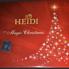 HEIDI - MAGIC CHRISTMAS -2007 CAT MUSIC Romania -nedesfacut - Muzica Sarbatori, CD