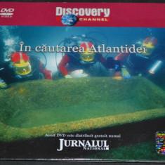In cautarea Atlantidei - DVD Discovery Channel - Film documentare discovery channel, Romana