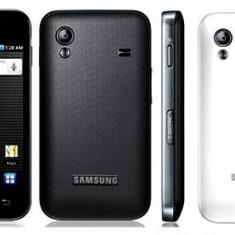 Samsung Galaxy Ace GT-S5830 - Telefon mobil Samsung Galaxy Ace, Negru, Neblocat