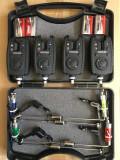 Set 4 avertizoare TLI 23 + 4 swingere cu iluminare si valigeta transport