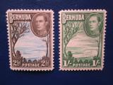 TIMBRE ANGLIA /COLONII BERMUDA, Nestampilat