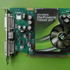 Placa Video Club 3D GeForce 7600GT 256MB DDR3 128biti PCI-E - DEFECTA - Placa video PC Club 3D, PCI Express, nVidia