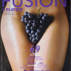FUSION, PLAYBOY ROMANIA, NR. 3 / 2009 - Revista barbati