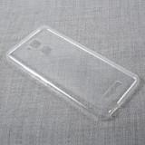 Husa silicon 0.3mm cu protectie la camera pt ASUS Zenfone 3 Max ZC520TL - Husa Telefon, Transparent