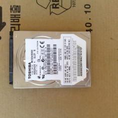 Hard disk LAPTOP 2,5' Toshiba  MK3263GSX 320g - DEFECT