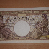 2000 Lei 18 Noiembrie 1941 Aunc +++ - Bancnota romaneasca