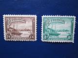 TIMBRE ANGLIA/COLONII BERMUDA, Nestampilat
