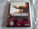 Joc Stranglehold, PS3, original, alte sute de jocuri!, Shooting, 16+, Single player