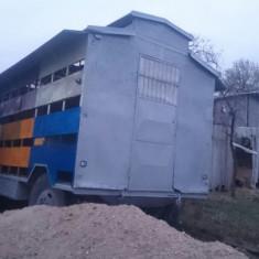 REMORCA apicola - Camion